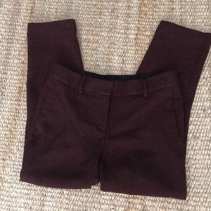 Ann Taylor Devin fit ankle pants
